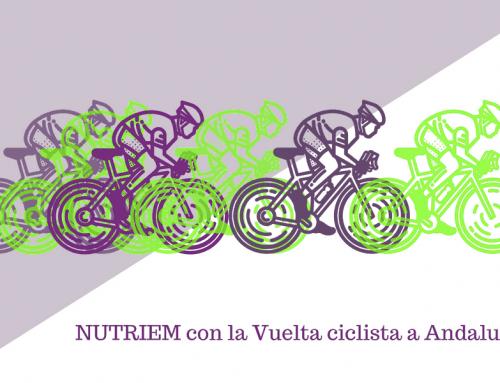 Nutriem, comprometido con la SALUD, colabora con la Vuelta ciclista a Andalucía